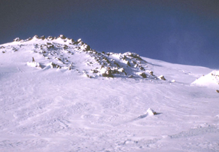 North slope of Elbrus