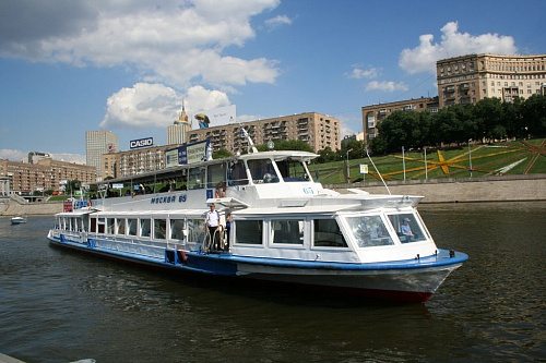 Moscow River Cruises